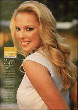 2007 Magazine Photo of Katherine Heigl   (031812)