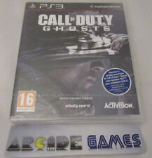CALL OF DUTY GHOSTS PLAYSTATION 3 PS3 NEUF SOUS BLISTER (vendeur pro)