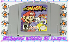 NEW Super Smash Bros Video Game Cartridge Console Card Version For Nintendo N64