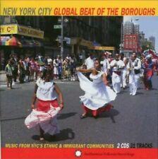 Various Artists - New York City: Global Beat CD