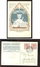 Austria: 1922 Philately Day, card designed by L. Hessheimer