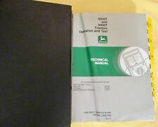 John Deere 9300T & 9400T Tractors Operation and Test Technical Manual TM1784