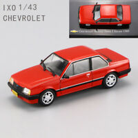 1/43 Scale IXO Toy CHEVROLET MONZA SERIE I SEDAN1985 DIECAST CAR MODEL