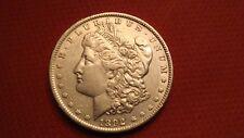 1892-P Morgan Silver Dollar (ref#3)