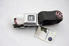 """LITTLE EARTH- Soda Pop Top Bottle Cap BELT Seat Belt Buckle Rubber-S:29""""-31""""~USA"""
