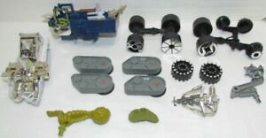 1984 Mattel Wheeled Warriors Parts