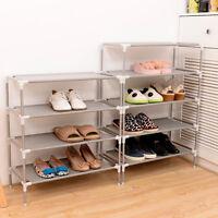 2-5 Layer Étagère gère à chaussures Support Organisateur Stockage Shoe Rack
