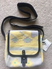 Authentic NWT WILL Leather Goods Crossbody Handbag $195.