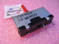 Reset Button LittelFuse 230 815 Series 1.5A Hold 1.0A Television TV - NOS Qty 1