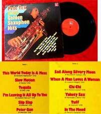 LP Pete Tex Plays Golden Saxophon Hits