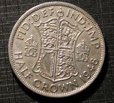 Half Crown King George VI 1948 UNITED KINGDOM (353K)