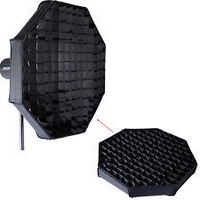 Cloth Honeycomb Grid for 60cm Octagonal Beauty Dish Bowens Studio Flash Diffuser