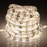 Warm White 5M Waterproof 300 LED 3528 SMD Flexible LED Light Lamp Strip DC 12V
