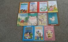 An I Can Read Book lot of 11 (9-HC 2-PB) Some Vintage look at pictures