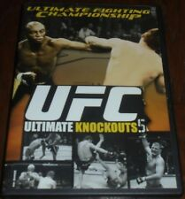 UFC - ULTIMATE KNOCKOUTS 5 DVD