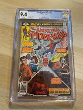 Amazing Spider-Man 195 CGC 9.4 WHITE