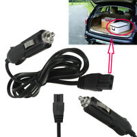 2m DC 12V 2 Pin Cable Enchufe Para enfriador de coche Mini nevera Cool Box