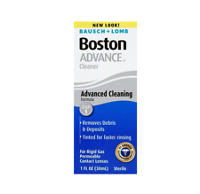 Bausch & Lomb Boston Advance Cleaner Step 1 EXP 02/20221 and up