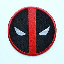 Maximum Effort Deadpool Patch Iron on Sew on-3.0 X 2.0 MXE4A