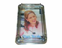 The Office TV Show Pam Beesly Glass Ashtray 4X3 change tray display prop