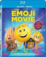 The Emoji Movie (Blu-ray Disc, 2017, Includes Digital Copy)