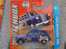 Matchbox Diecast Vehicles, Parts & Accessories with Case