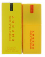 Energy by Beverly Hills 90210 for Women EDT Perfume Spray 3.4 oz. New in Box