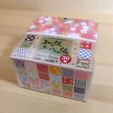 Japanese Origami  Folding Craft Paper WASHI Chiyogami 30 Patterns 360 sheets