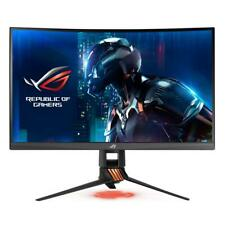 ASUS ROG Swift PG27VQ 27Zoll Curved Gaming Monitor 2K WQHD 1ms GSYNC refurbished