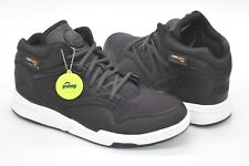 New Reebok Pump Omni Lite Cordura Fabric Black/White Rare Retro Twilight sz 9