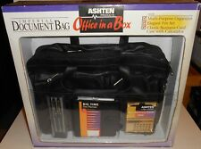 Ashton Products Imperial Expandable Document Office In A Bag Pen Set Planner New