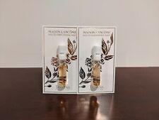 2 NEW Maison Lancome Jasmins Marzipane EDP 1.5ml 0.05 fl oz Spray Sample