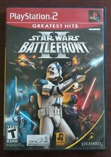 Star Wars Battlefront II, (PS2)
