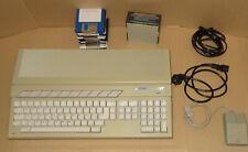 Atari 1040 STE / ST E mit allen notwendigen Anschlusskabeln, Maus, Disketten