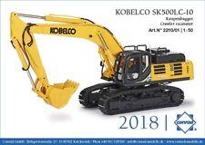 "CONRAD 2210/01 KOBELCO SK500LC-10 EXCAVATOR ""U.S. VERSION""- 1:50 - ""NEW RELEASE"""