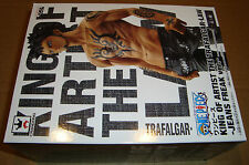 ONE PIECE KING OF ARTIST FIGURE THE TRAFALGAR LAW JEANS FREAK BLACK BANPRESTO