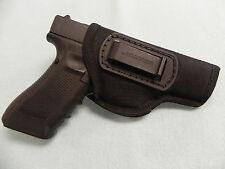 "Nylon Concealment gun holster- Glock 17/22 ,H&K,Sig P228/229,FNH 9&40,XDM 3.8"""