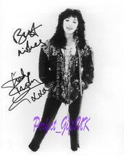 KATE BUSH SIGNED AUTOGRAPHED 10X8 PP REPRO PHOTO PRINT