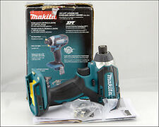 New MAKITA Mod. XDT11Z, 18V LXT Lithium-Ion Cordless Impact Driver (Tool Only).