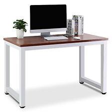 HOME Office SCRIVANIA COMPUTER PC SCRITTURA tableworkstationwooden mobili in metallo Q