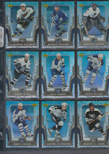 2007-08 Mcdonalds Hockey Complete MASTER SET !!! 1-50 + CL1-6 and INSERTS