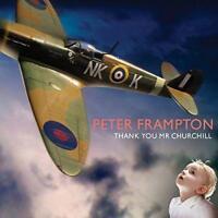 PETER FRAMPTON - THANK YOU MR CHURCHILL Includes 2 Bonus Tracks(New & Sealed) CD