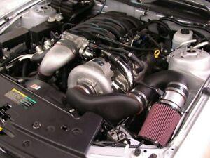 Paxton Ford Mustang GT 4.6L 3V 2005-2006 Complete NOVI 1200 Supercharger Kit