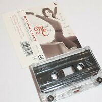 MARIAH CAREY ALL I WANT FOR CHRISTMAS IS YOU 1994 CASSETTE TAPE SINGLE
