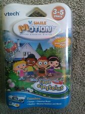 NIP Disney Little Einsteins, vtech V.Smile Motion, FREE Shipping
