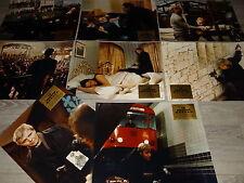 LE DOSSIER ODESSA   !  jeu photos cinema  prestige lobby cards 1974