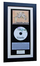 ARCADE FIRE Funeral CLASSIC CD Album TOP QUALITY FRAMED+EXPRESS GLOBAL SHIPPING