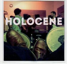 (EF374) Holocene, Flaws In Us All / Grab My Coat - 2012 DJ CD