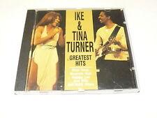 "IKE & TINA TURNER ""OUGREATEST HITS"" CD DUCHESSE"