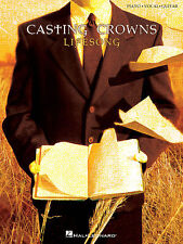CASTING CROWNS LIFESONG PIANO GUITAR SONG BOOK NEW
